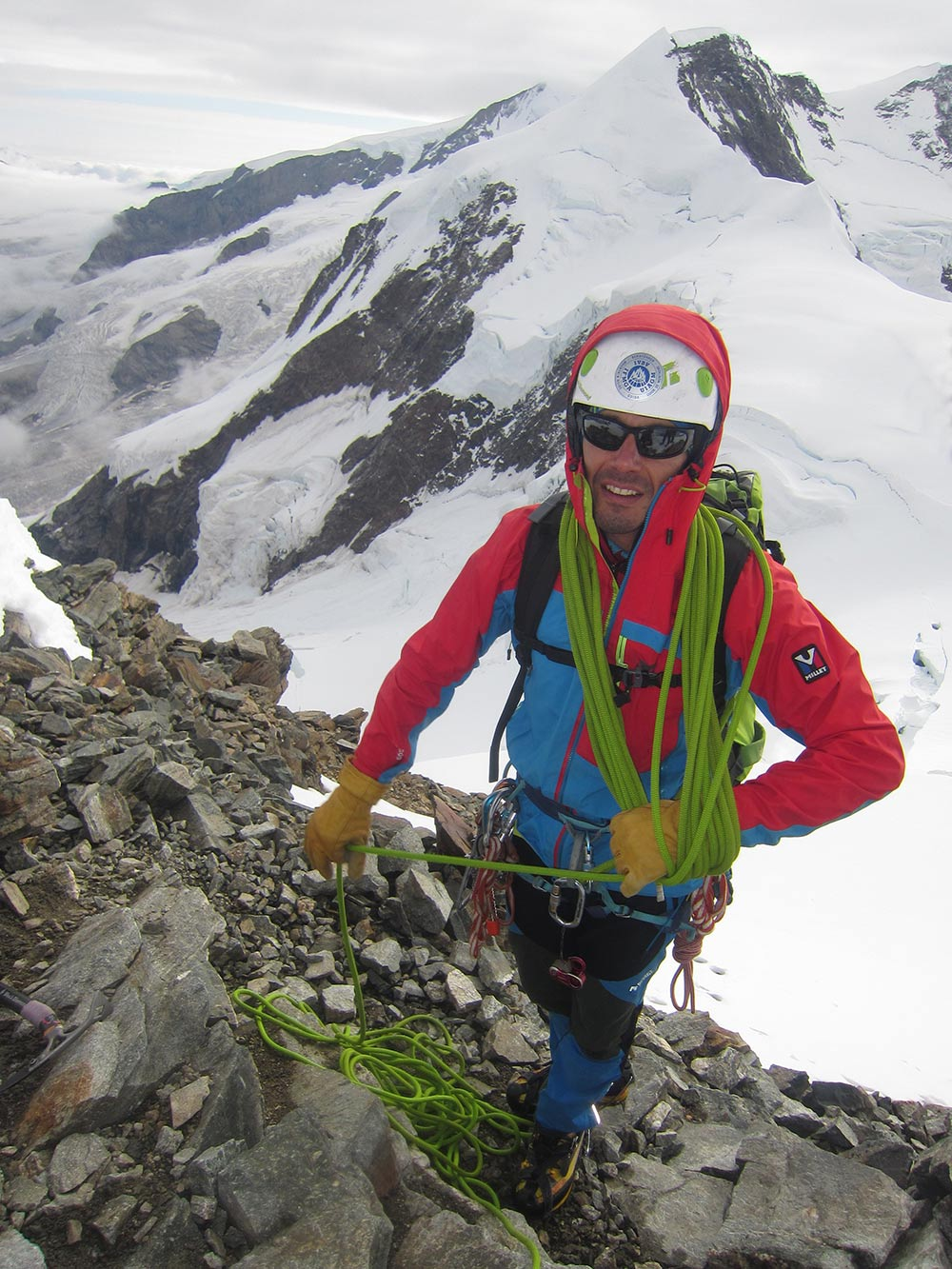 Horský vůdce Tomáš Bardas